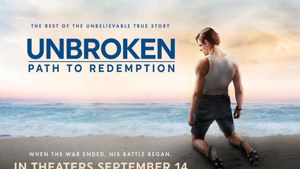 Unbroken: Path to Redemption Trailer (2018)