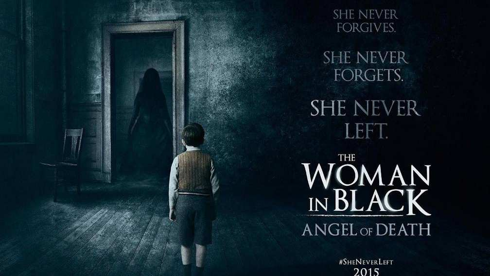The Woman in Black 2: Angel of Death Motion Poster (2015)