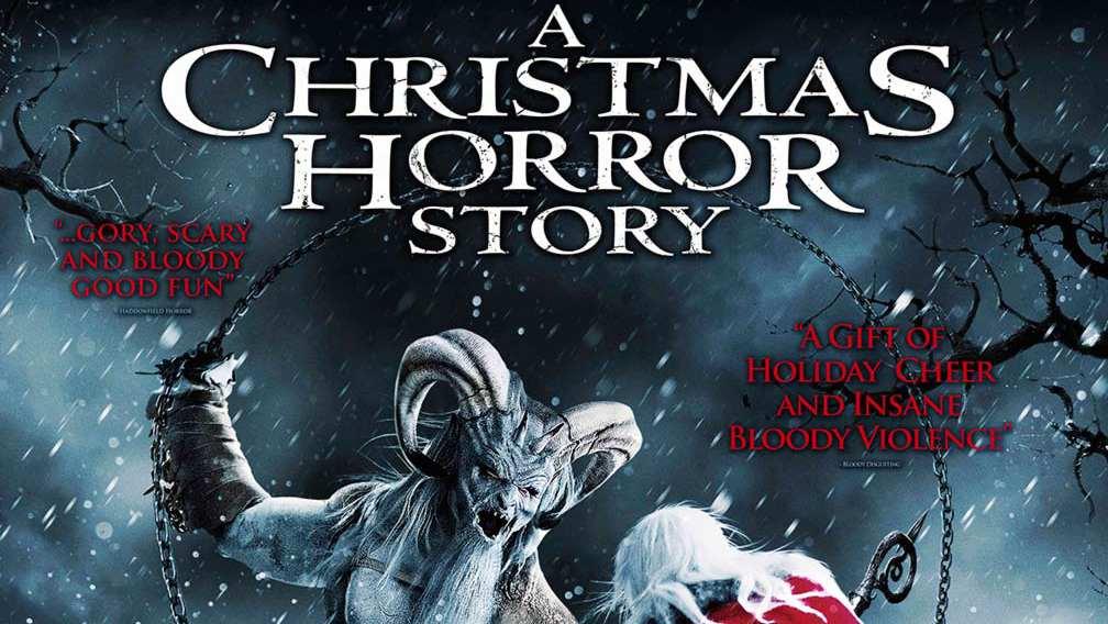 A Christmas Horror Story Trailer (2015)