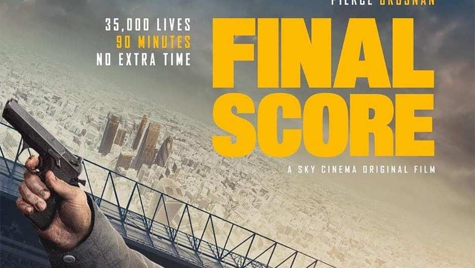 Final Score Trailer Deutsch