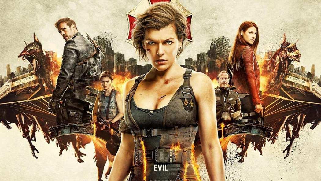 Resident Evil The Final Chapter Featurette Abigail 2017
