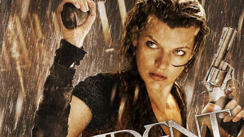 Resident Evil Afterlife The Axeman 2010