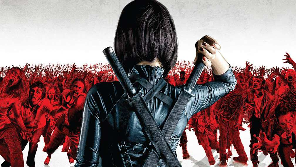 Movie Poster 2019: Zombie Fight Club (2014)
