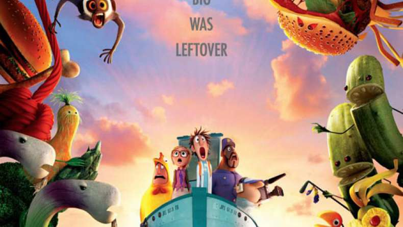 Cloudy with a Chance of Meatballs 2 TV Spot - #1 Movie (2013)