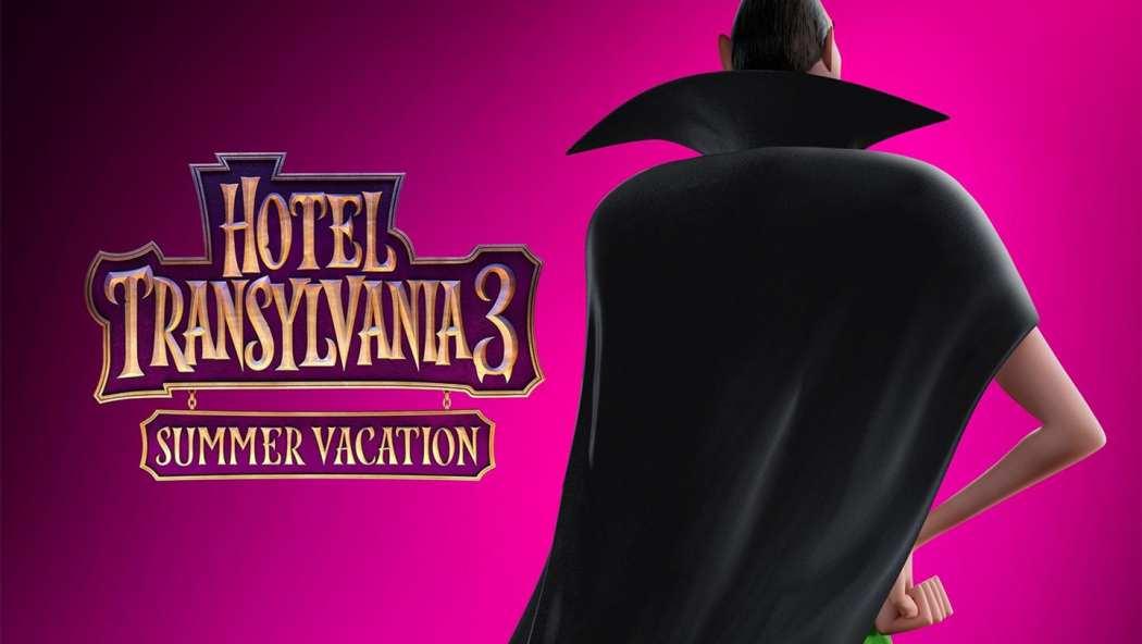 Hotel Transylvania 3 Summer Vacation TV Spot