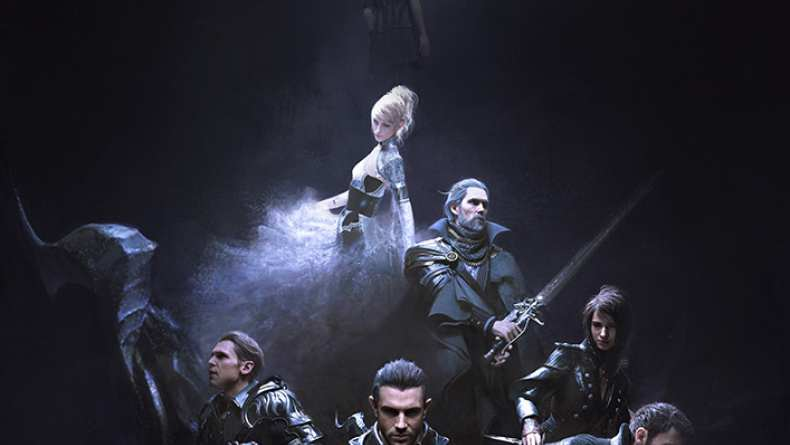 Kingsglaive Final Fantasy Xv 2016 First 12 Minutes