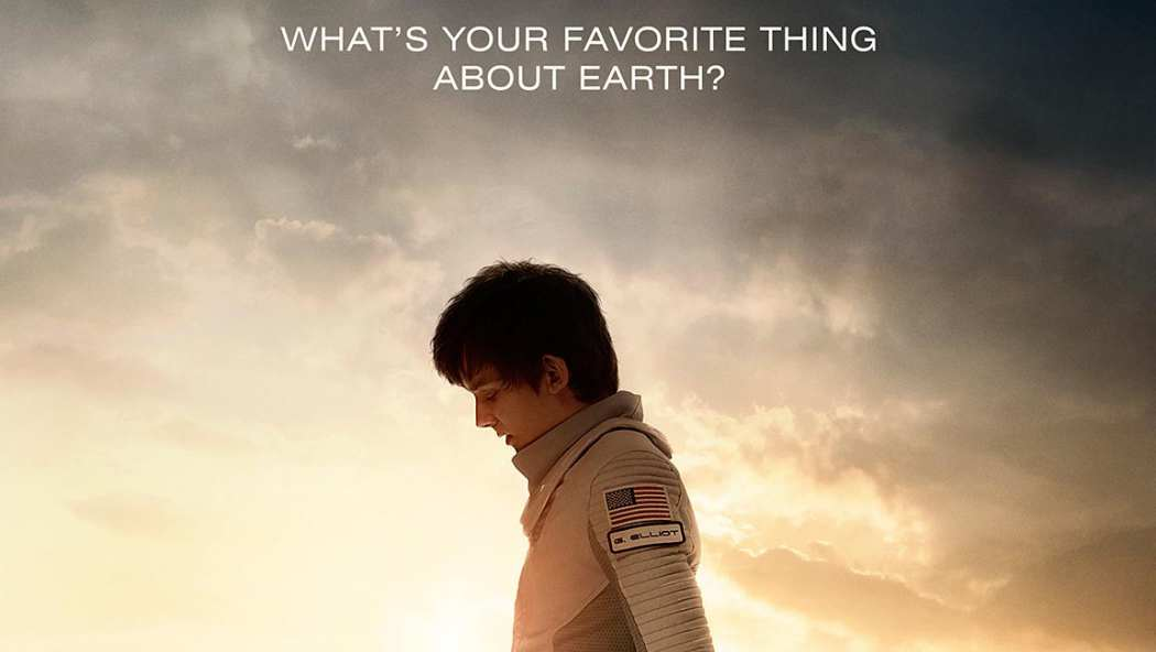The Space Between Us Feature Trailer 2016
