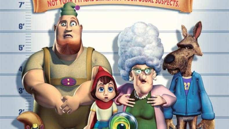 hoodwinked international trailer 2005
