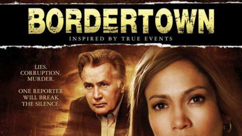 Bordertown Trailer 2007