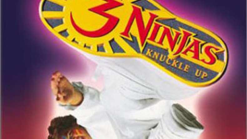 3 ninjas knuckle up trailer