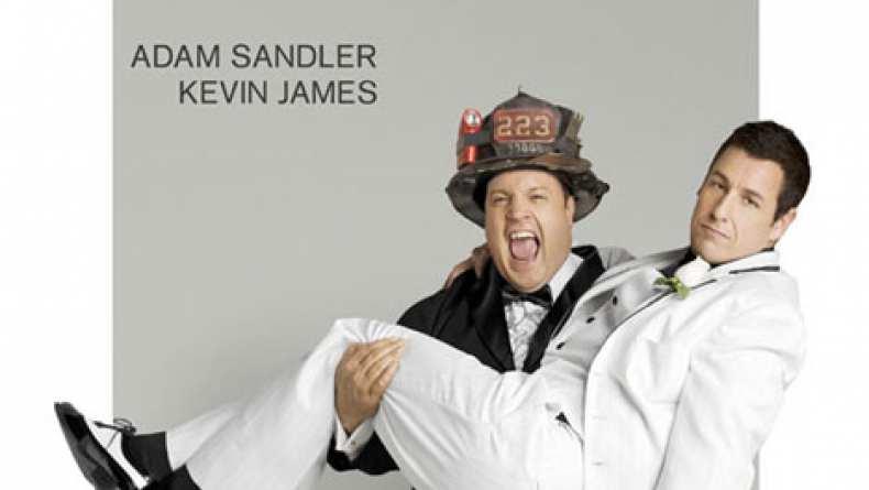 I Now Pronounce You Ch... Adam Sandler Attorney
