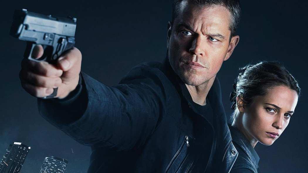 Jason Bourne Viral - Franchise Fights (2016)