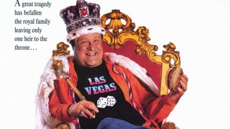 King Ralph (1991) - New Home