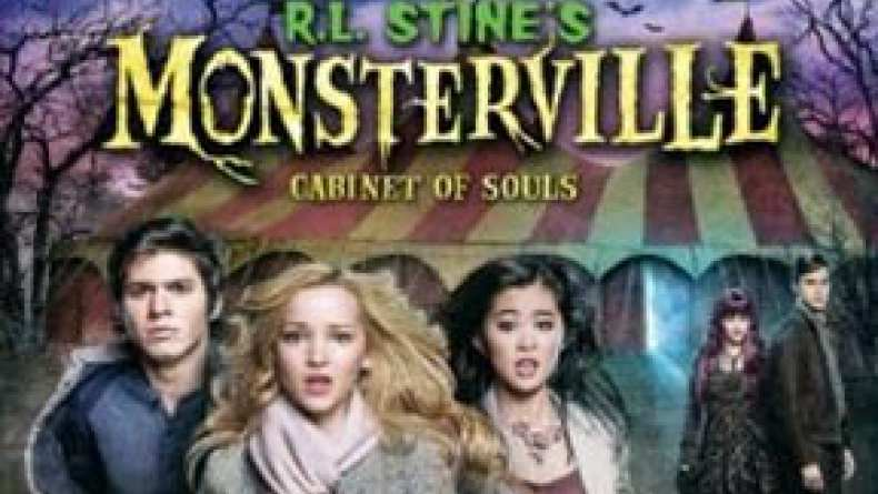 R.L. Stine's Monsterville: The Cabinet of Souls Trailer (2015)