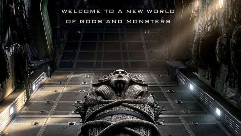 the mummy 2017 poster 1 trailer addict