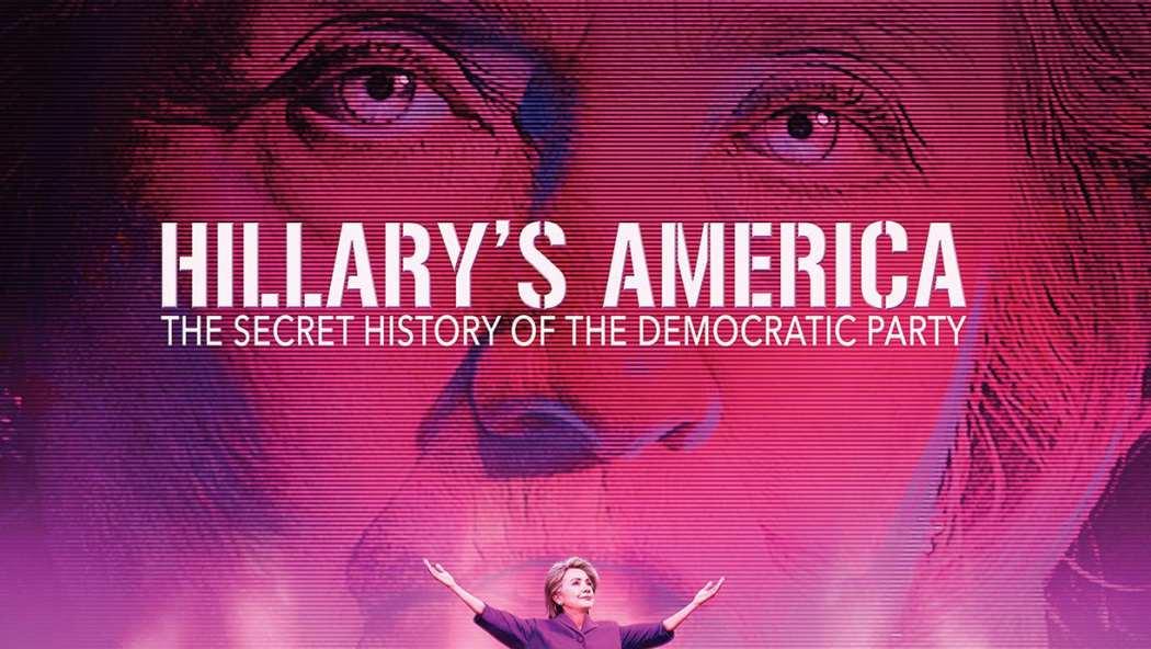 Hillarys America The Secret History of the Democratic