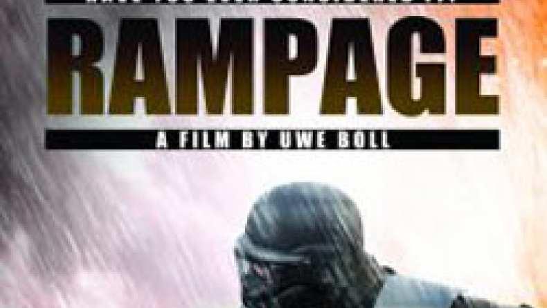 Rampage Trailer 2009