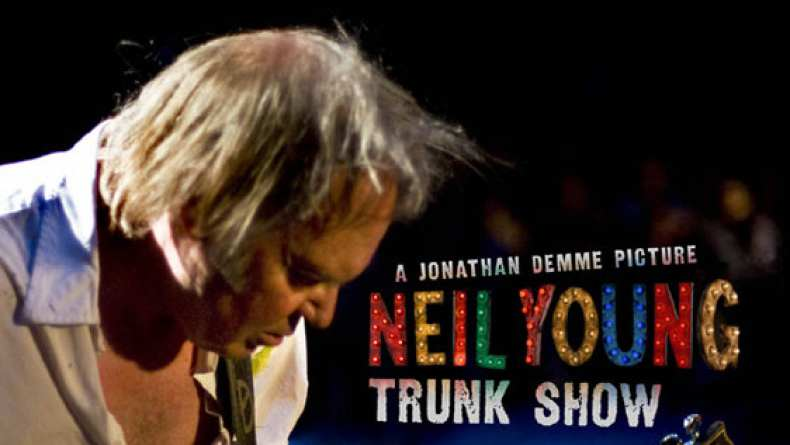 Neil Young Trunk Show (2010) - TrailerAddict