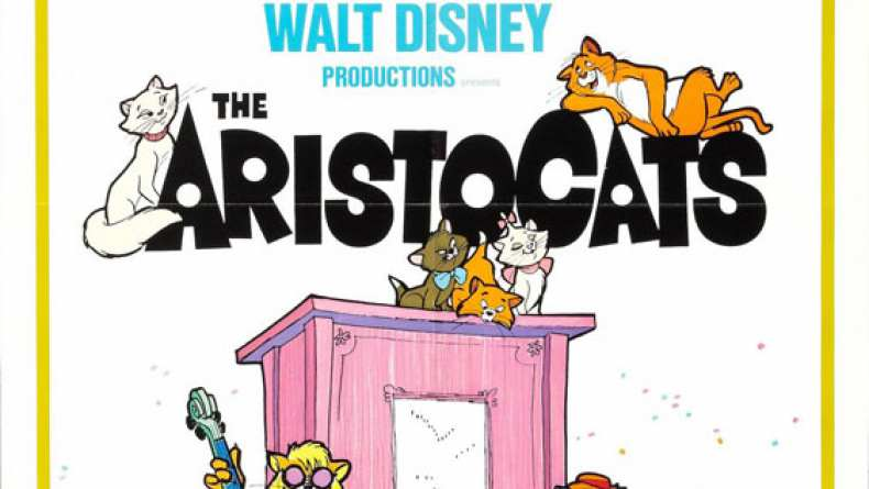 The AristoCats (1970) - Napoleon and Lafayette