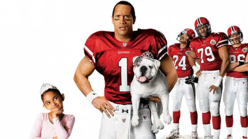 The Game Plan Trailer 2007