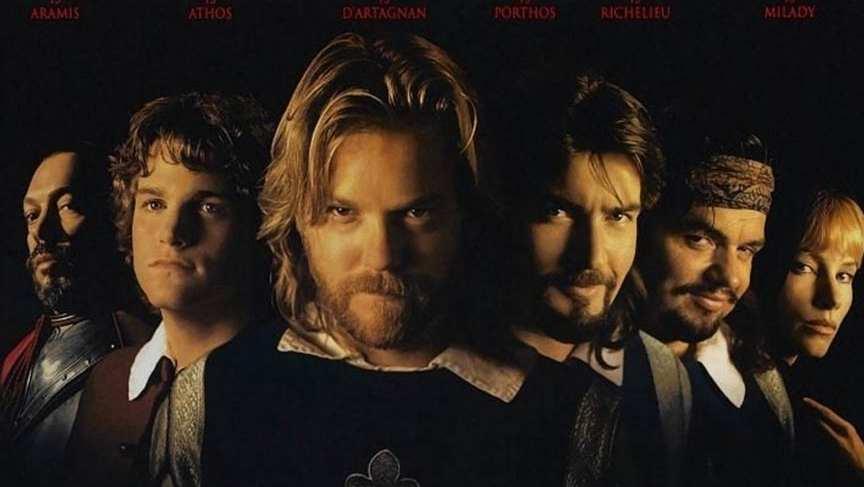 The Three Musketeers 1993 Traileraddict