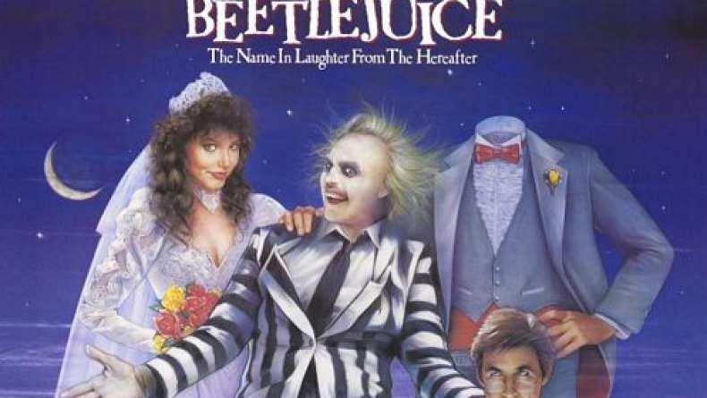 beetlejuice trailer 1988