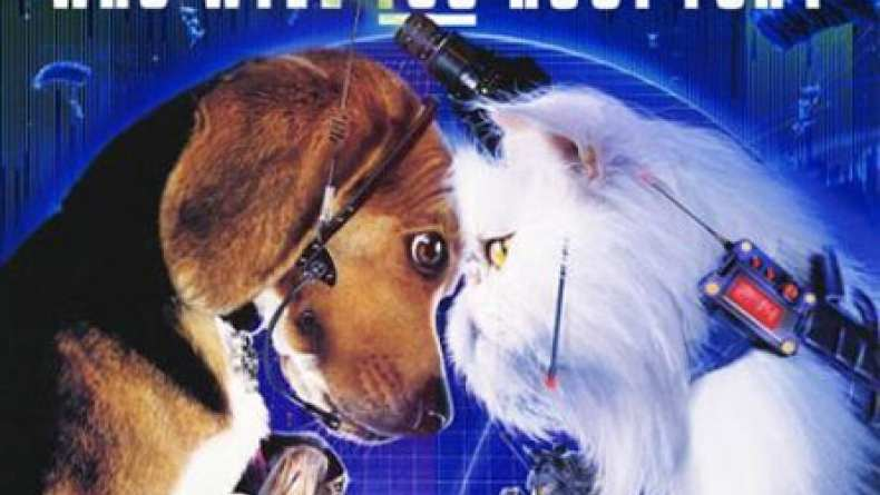 Cats Dogs Trailer 2001