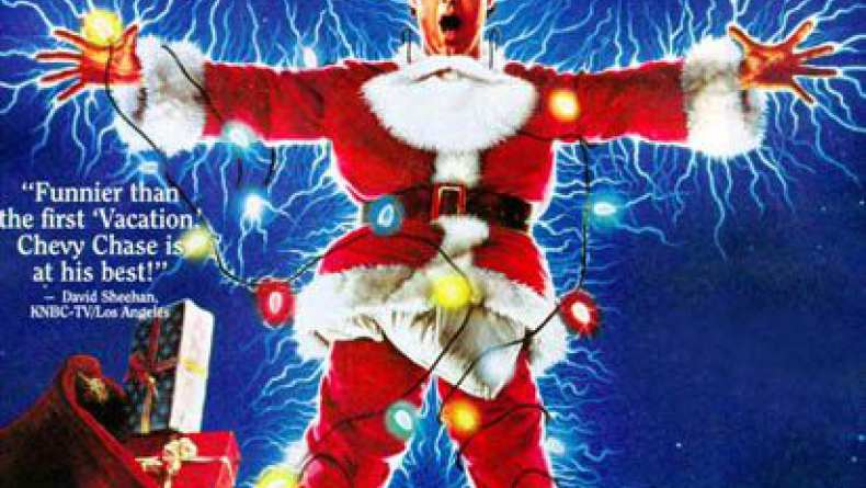 National Lampoon S Christmas Vacation Trailer 1989
