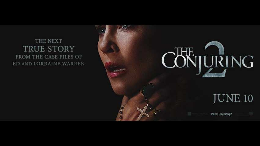 The Conjuring 2: The Enfield Poltergeist Viral - Audio Recordings (2016)
