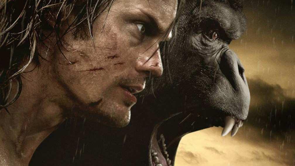 The Legend Of Tarzan 2016 Traileraddict