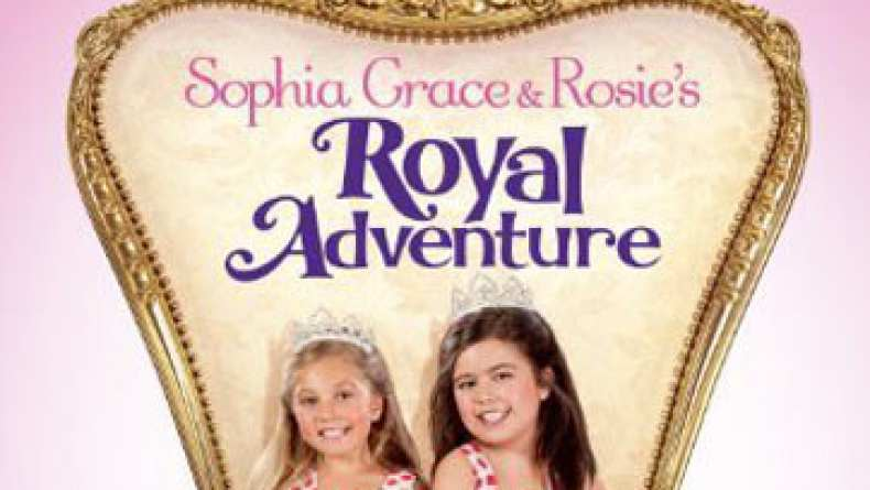 sophia grace  u0026 rosie u0026 39 s royal adventure  2014