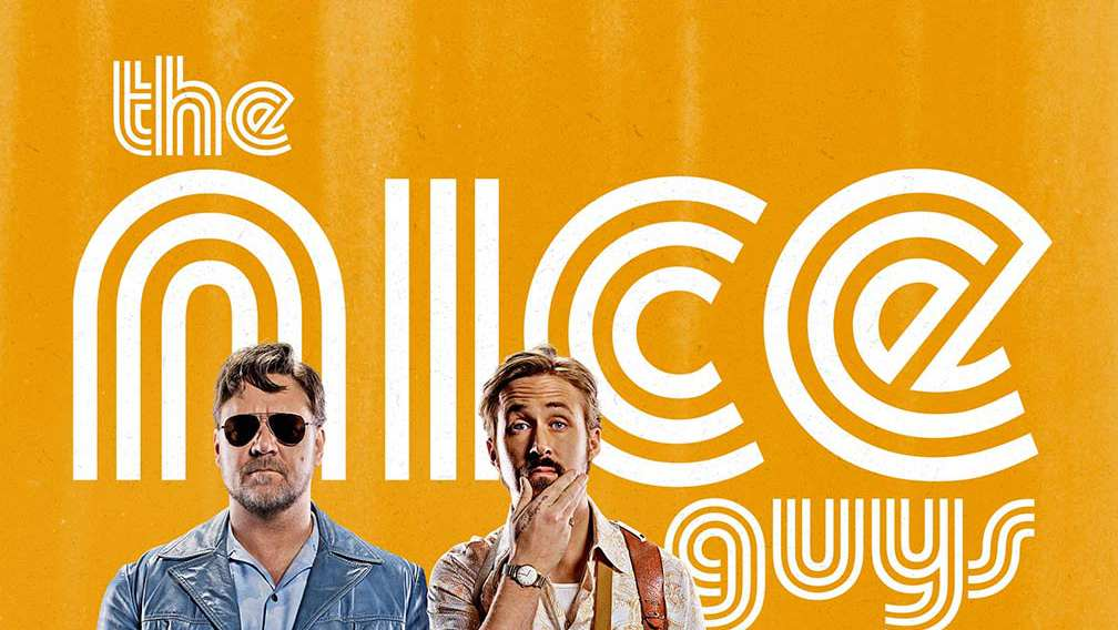 The Nice Guys Viral - Funny Idea (2016)