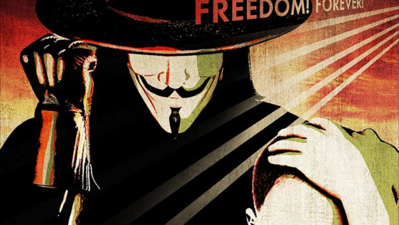 political conflict in v for vendetta I love the graphic novel v for vendetta by alan moore and david lloyd but the film though visually striking was a real cop-out this fanedit is an attempt to create a film version which is more in keeping with the graphic novel.