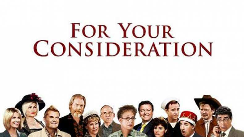 For Your Consideration (2006) - TrailerAddict  For Your Consid...