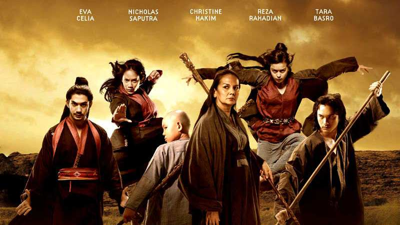 The Golden Cane Warrior (2014) ျမန္မာစာတန္းထုိး