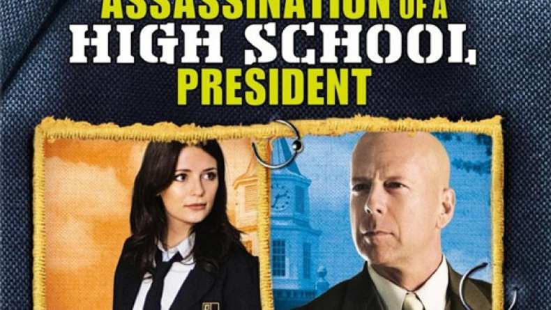 Image result for assassination of a high school president film